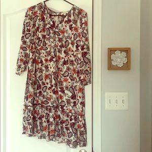 Ella Moss Melody Floral Maternity Dress